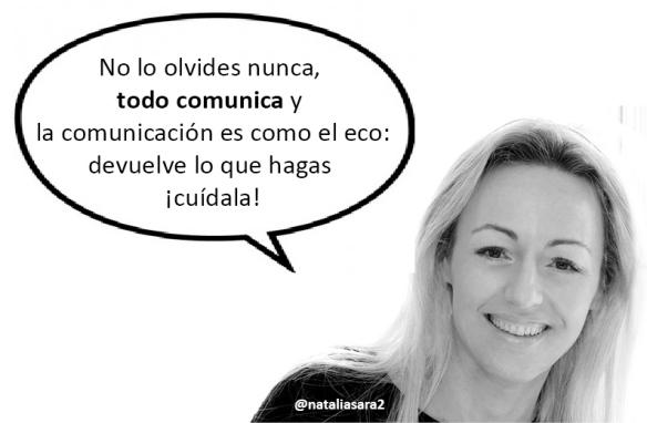 Hacia el éxito a través de la comunicación Natalia Sara