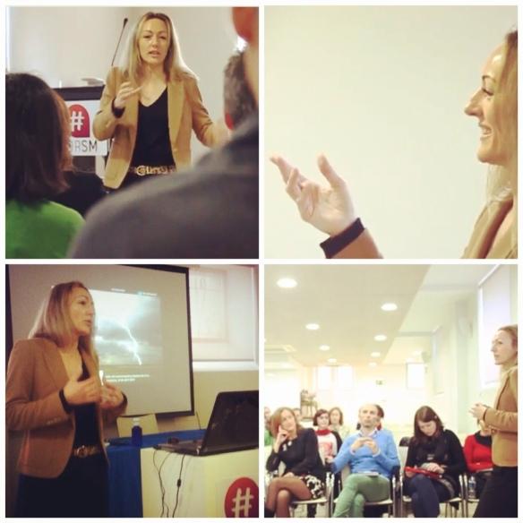 Natalia Sara Mendinueta es asesora de comunicación para empresas y personas. Enseña cómo comunicar más y mejor, como mejorar las habilidades de comunicación. Natalia Sara realizar estrategias de comunicación on line y off line, estrategias de comunicación con una visión integral dentro de los objetivos de negocio de la empresa.