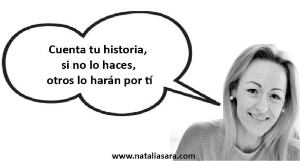 Natalia Sara comunicación storytelling