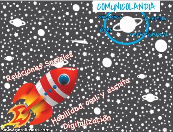 Es necesario incorporar una cultura emprendedora y, de igual manera, lo es inculcar una cultura comunicadora desde pequeños.  www.nataliasara.com