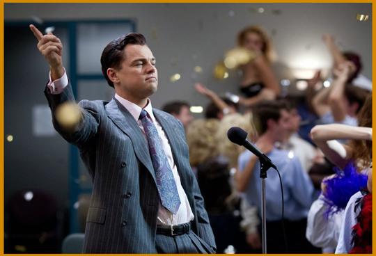 Reglas de persuasión con 'El Lobo de Wall Street'. Mejora tus habilidades de comunicación para vender como Jordan Belfort .