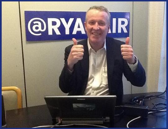 El caso de la gestión de crisis de reputación de la compañía de low cost en vuelos Ryanair: cómo está corrigiendo su política de actuación en comunicación