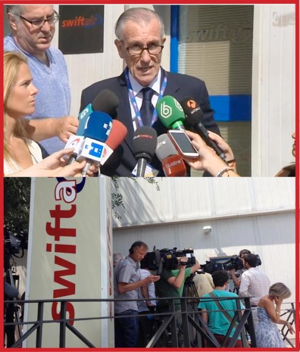 Cómo sobrevivir a una rueda de prensa en una crisis