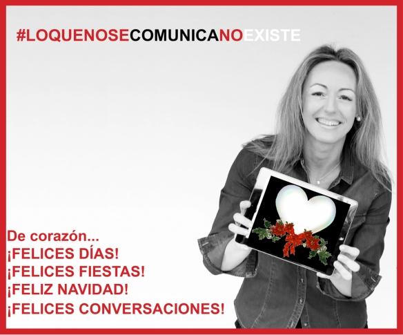La comunicación es nuestro aliado para gestionar nuestra vida, nuestra reputación, no solo las empresas y organizaciones. Feliz comunicación efectiva y eficaz durante 2016, comunicar más y mejor. Que tengáis un gran nuevo año ¡Feliz 2016!